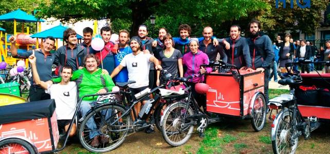 Txita y el final de proyecto Biziz