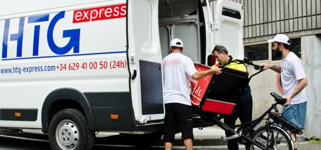 """Dani Ruiz (Txita): """"HTG Express es el partner perfecto"""""""
