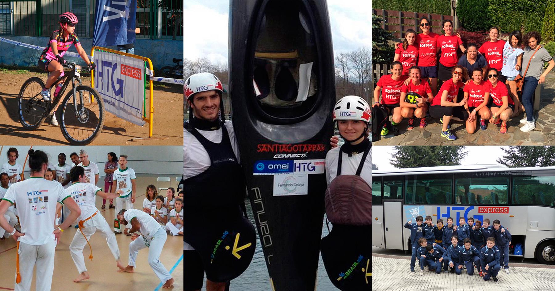 Años de implicación con el deporte y la cultura